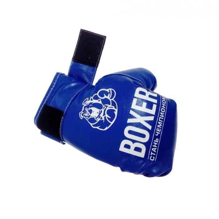 Детские игровые боксёрские перчатки, МИКС