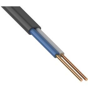 Кабель REXANT ВВГ-Пнг(А), 2x1,5 мм², 5 м, ГОСТ