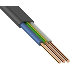 Кабель REXANT ВВГ-Пнг(А)-LS, 3x1,5 мм², 5 м, ГОСТ