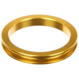 Кольцо проставочное 1-1/8'х5мм SPACER-R, алюминий, цвет золотой Ош
