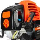 Триммер бензиновый PATRIOT PT5555ESCountry, 2.2 кВт, 3 л.с, 8000 об/мин, леска/4Т-нож - Фото 8
