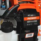 Триммер бензиновый PATRIOT PT553, 2.2 кВт, 3 л.с, 8000 об/мин, скос 44/25.5 см, леска/нож - Фото 15
