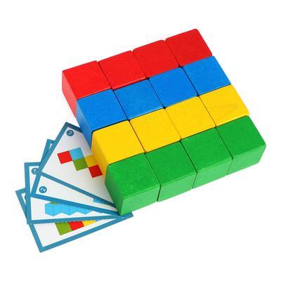 Кубики «Мозаика» - Фото 1