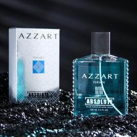 Туалетная вода мужская Absolute Azzart, 100 мл