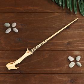 Сувенир деревянный 'Волшебная палочка №2' Ош