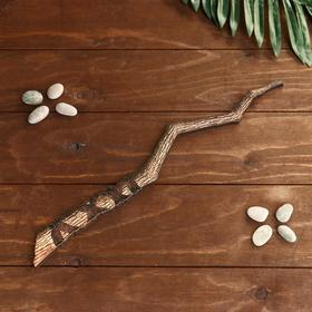 Сувенир деревянный 'Волшебная палочка №3' Ош