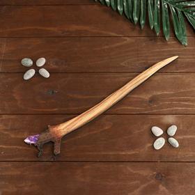 Сувенир деревянный 'Волшебная палочка №4' Ош