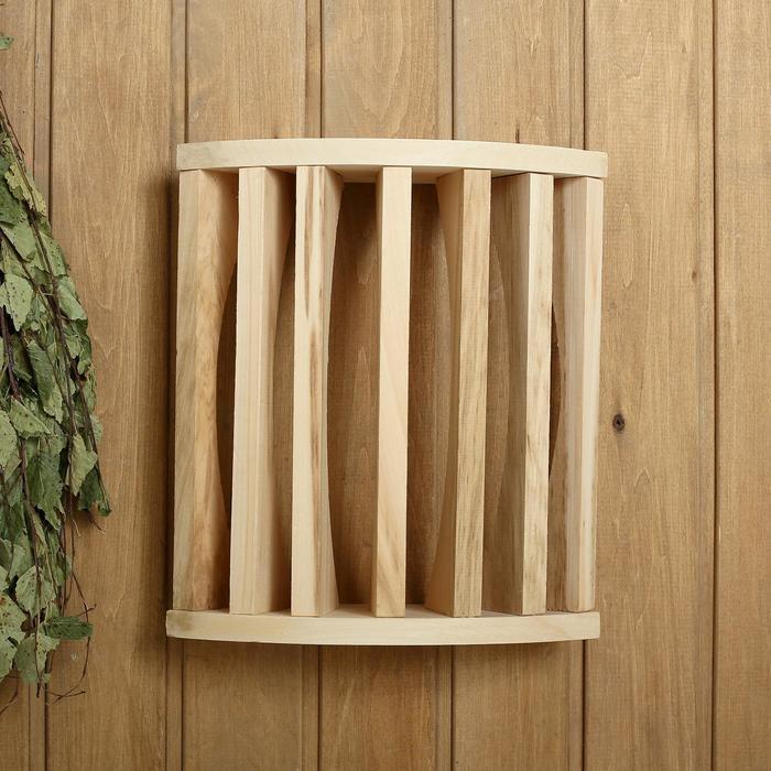 Абажур деревянный «Сфера»