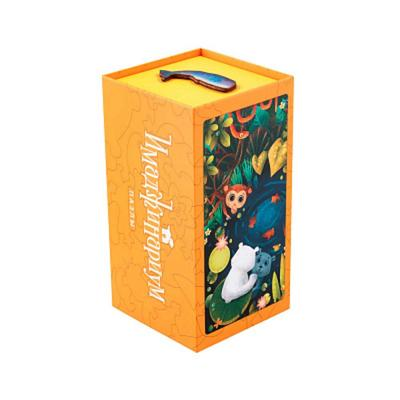 Деревянный пазл Имаджинариум «Мишка у Реки», 110 элементов - Фото 1