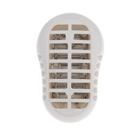 Уничтожитель насекомых LuazON LRI-04, ультрафиолетовый, 220 В, белый