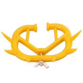 Кольцо против самовыдаивания, 10,5х7,5 см, желтый Ош