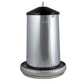 Кормушка бункерная 18 кг оцинкованная сталь