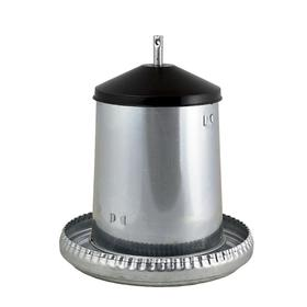 Кормушка бункерная 5 кг оцинкованная сталь