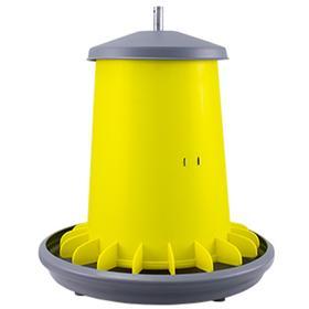 Кормушка бункерная ARCUS 6-7 кг пластик с разделительной решеткой