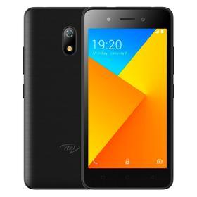 """Смартфон ITEL A16 Plus, 5.0"""", TFT, 1 Гб, 8 Гб, 5 Мп, 2050 мАч, черный"""