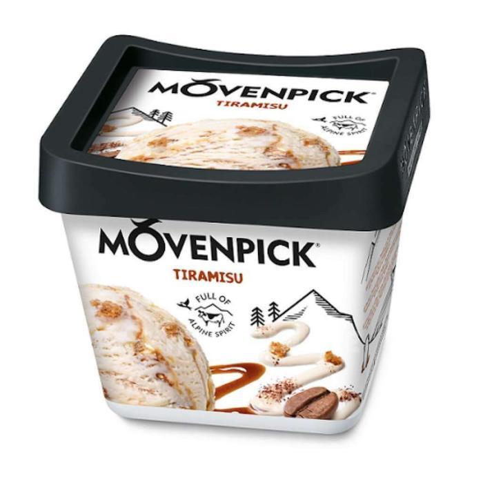 Мороженое Movenpick тирамису, 450 мл