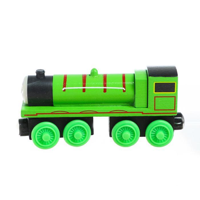 Детский паровоз для железной дороги 3,48,55,4 см