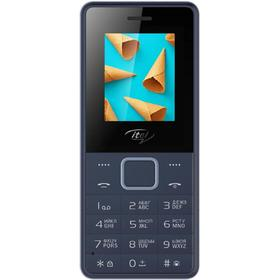 Сотовый телефон ITEL IT2160, 1.77', 2 sim, 1000 мАч, темно-синий Ош