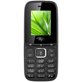 Сотовый телефон ITEL IT2173, 1.77', 2 sim, 1000 мАч, черный Ош