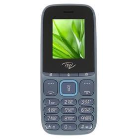 Сотовый телефон ITEL IT2173, 1.77', 2 sim, 1000 мАч, синий Ош