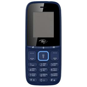 Сотовый телефон ITEL IT2173, 1.77', 2 sim, 1000 мАч, темно-синий Ош