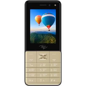 """Сотовый телефон ITEL IT5250, 2.4"""", 2 sim, 1900 мАч, золотистый"""