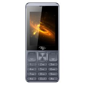 "Сотовый телефон ITEL IT6320, 2.8"", 2 sim, 1900 мАч, серый"
