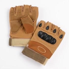 Перчатки тактические хаки Краги  XL Ош