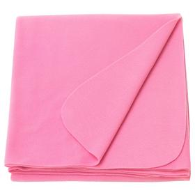 Плед МАНДАРИНРОЗ, 130x160 см, цвет розовый
