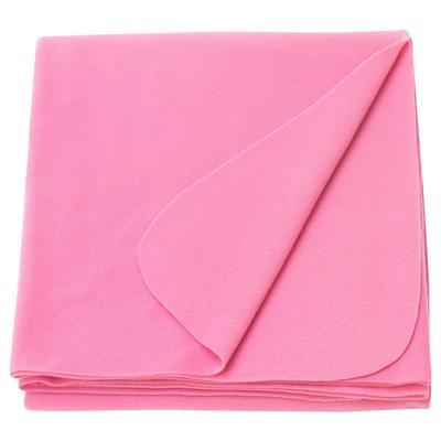 Плед МАНДАРИНРОЗ, 130x160 см, цвет розовый - Фото 1