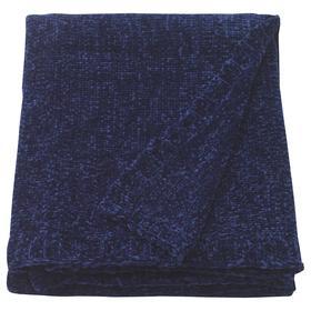Плед МИАЛОТТА, 130x170 см, цвет синий