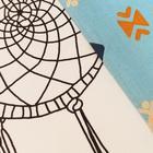 КПБ «Ловец снов», 1,5 сп, размер 150х215 см, 145х215 см, 70х70 см - Фото 2