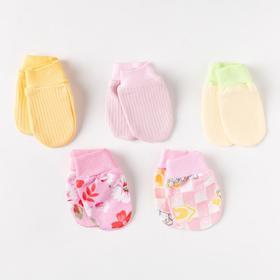 Царапки для девочки, цвет микс