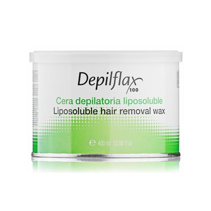 Воск для депиляции Depilflax100, азуленовый, 400 мл