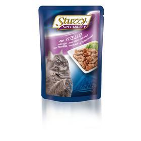 Консервы STUZZY SPECIALITY CAT для кошек, телятина, 100 г