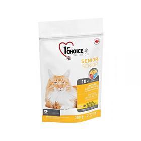 Сухой корм CHOICE Mature or Less Active для кошек, цыплёнок, 350 г