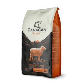 Сухой корм CANAGAN GF Grass Fed Lamb для собак всех пород, ягнёнок, 12 кг
