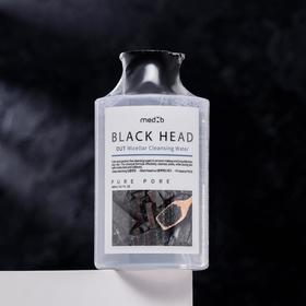Мицеллярная очищающая вода Med B, против чёрных точек, 500 мл