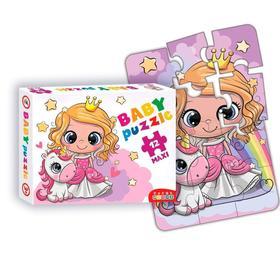 Пазл Baby Puzzle «Принцесса и единорог»
