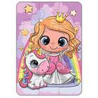Пазл Baby Puzzle «Принцесса и единорог» - Фото 3