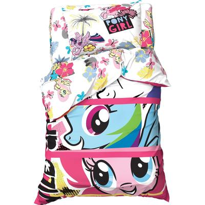 Girl pony Think you