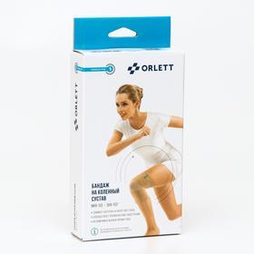 Бандаж на колено эластичный, арт. MKN-103 (L)
