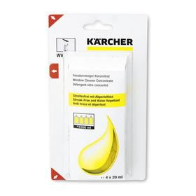 Концентрат средства для мойки окон Karcher RM 503, 6.295-302, 4x20 мл