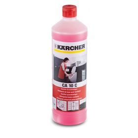 Концентрат средства для чистки санузлов Karcher CA 10 С, 6.295-677, 1 л
