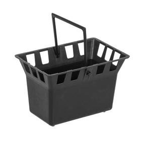 Корзина для дождеприемника Gidrolica Point 30.30 пластиковая Ош