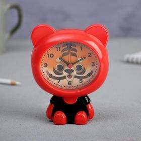 Будильник детский 'Тигр', мод. А-008 Ош