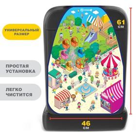 Чехол на автомобильное кресло «Дружилки», 61х46,5 см. Ош