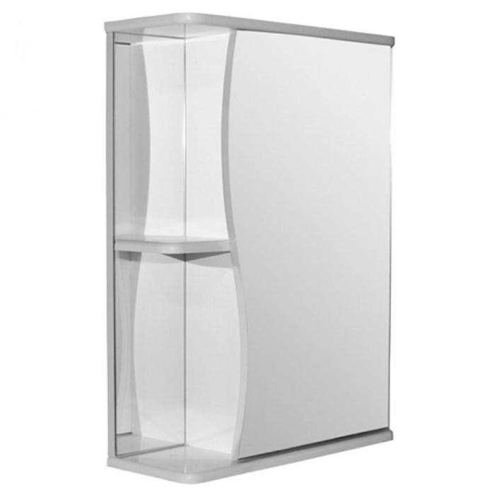 """Зеркало-шкаф """"MIXLINE Классик-50"""" 19х50х67,6см"""