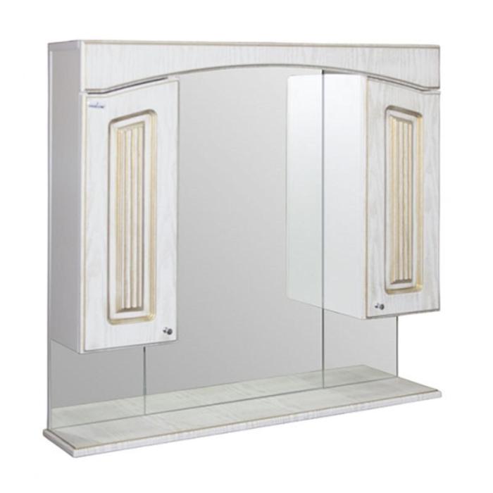 "Зеркало-шкаф ""MIXLINE Крит-85"" 17х85х80см"