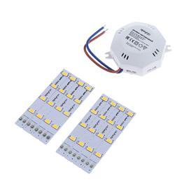 """Комплект светод. линеек Apeyron Electrics """"Звездочка"""", для н/п свет-ка 220В, 12 Вт, 3000 К"""